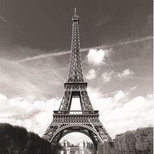 Париж Эйфелева башня в интернет-магазине La Эйфелева башня полиэстер ткань душ Шторы