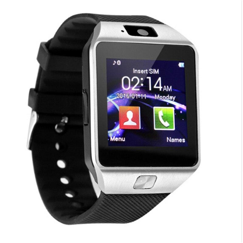 Bluetooth Smart Uhr DZ09 Sport Musik Smartwatch Unterstützung SIM Karte Für IOS Android Männer Frauen PK X6 U8 A1 Q18 DZ09 GT08 T8 GV18