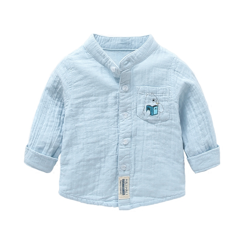 Baby  s shirt long sleeve spring 2018 newborn cotton tops ...