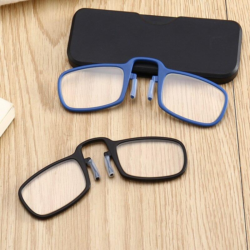 Stick Anywhere, Go Everywhere Women Men Reading Glasses Plus Universal Pod Case,SOS +1.0 +1.5 +2.0 +2.5 +3.0