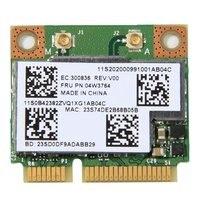 New WIFI Bluetooth4 0 Wireless Card For Broadcom BCM943228HMB 04W3764 For Lenovo E130 E135 E330 E335