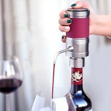 Электрический декантерный насос вина Pourer Декантер для красного вина доморощенный насос стиль сидер аэратор вина барные инструменты