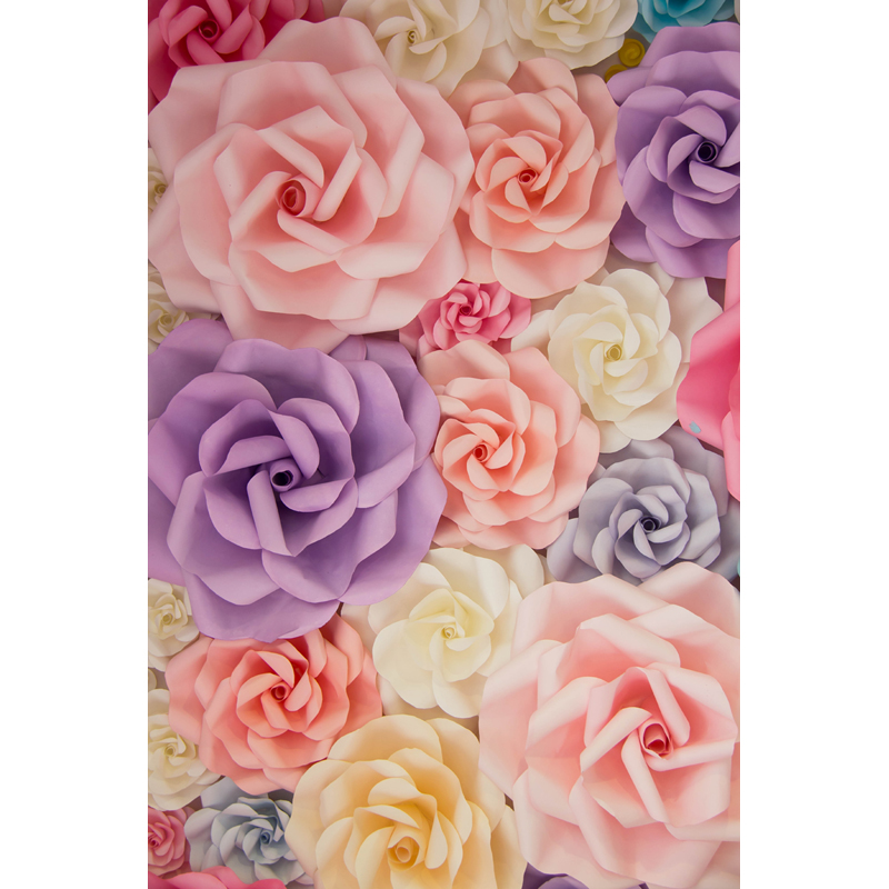 Vinyl Photography Backdrop Vintage photo studio photographic background Flower Wall Floral Newborns Kids Background 5X7ft F-1917 1 5mx2 2m vinyl photography backdrop vintage photo studio photographic background floral wall newborns kids background cm 6691