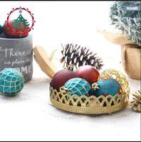 2018 Navidad Natal Christmas Tree Ornaments Polystyrene Christmas Tree Balls Christmas Balls Christmas Decorations
