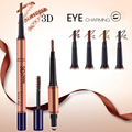 3 in 1 Eyebrow pencil eyebrow powder dye cream  Makeup  Tint Brow Gel Kit Eyebrow Enhancer Shadow Set Eye Brow Z3