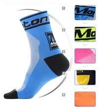 Monton унисекс дышащая лайкра команда носки высокая эластичность мужские носки дезодорации