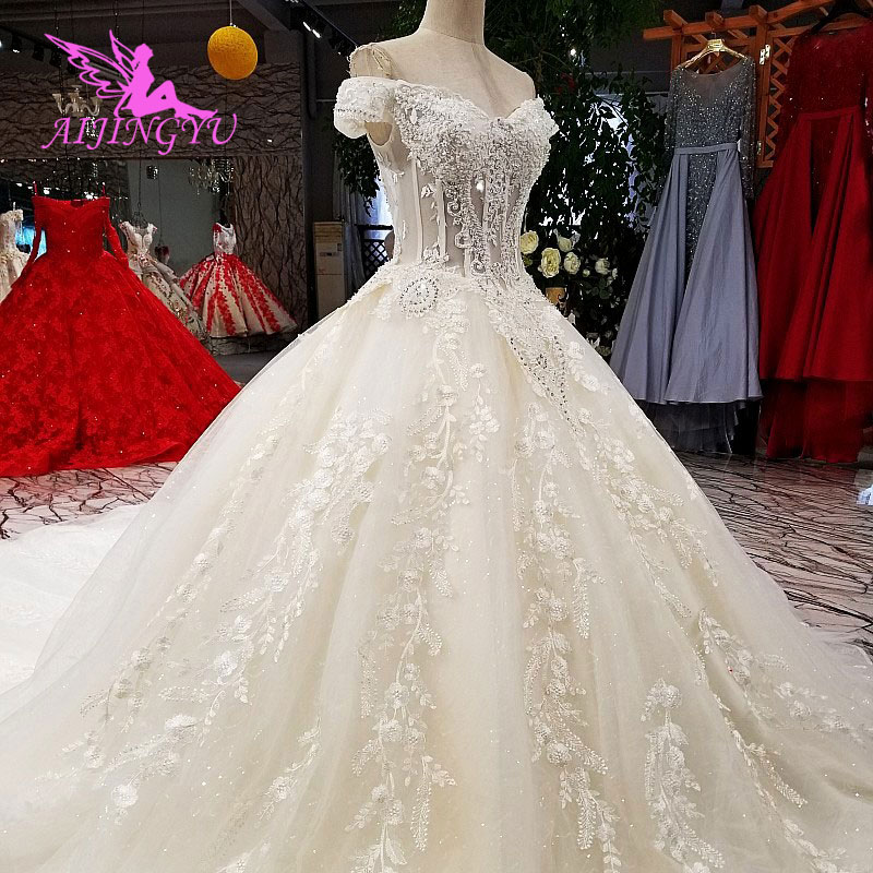 ... Sri Lanka Gowns Muslim Gothic 2 In 1 Shenzhen Clearance Gown Plain  Wedding. US  487.00. AIJINGYU Wedding Dress Crop Top Real Picture Shop Plus  Size ... 0152b606cfd5