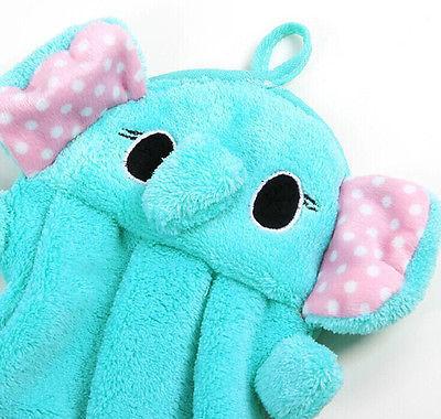 Super Soft Cartoon Baby Hand or Face Towel