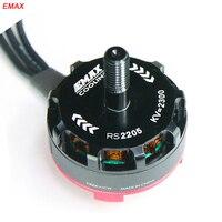 EMAX Racing 2300kv 2600kv Drone Brushless Motor Outrunner 40A Esc BLHeli Combo RS2205 5mm Shaft Fpv