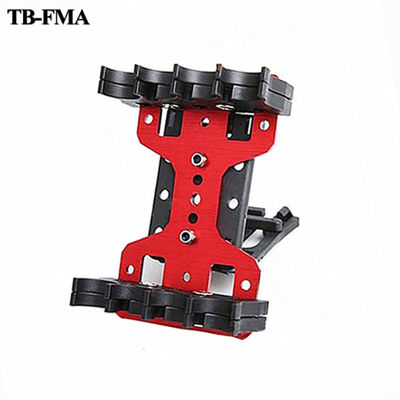 TB-FMA Hunting Shooting Shotshell Carrier Holder 8Q Black Red For IPSC USPSA IDPA Competition Shooting Fixed Belt Loop Free Ship