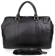 JMD Fashion Genuine Leather Tote Handbag Travel Bag Dispatch Unisex 7322A