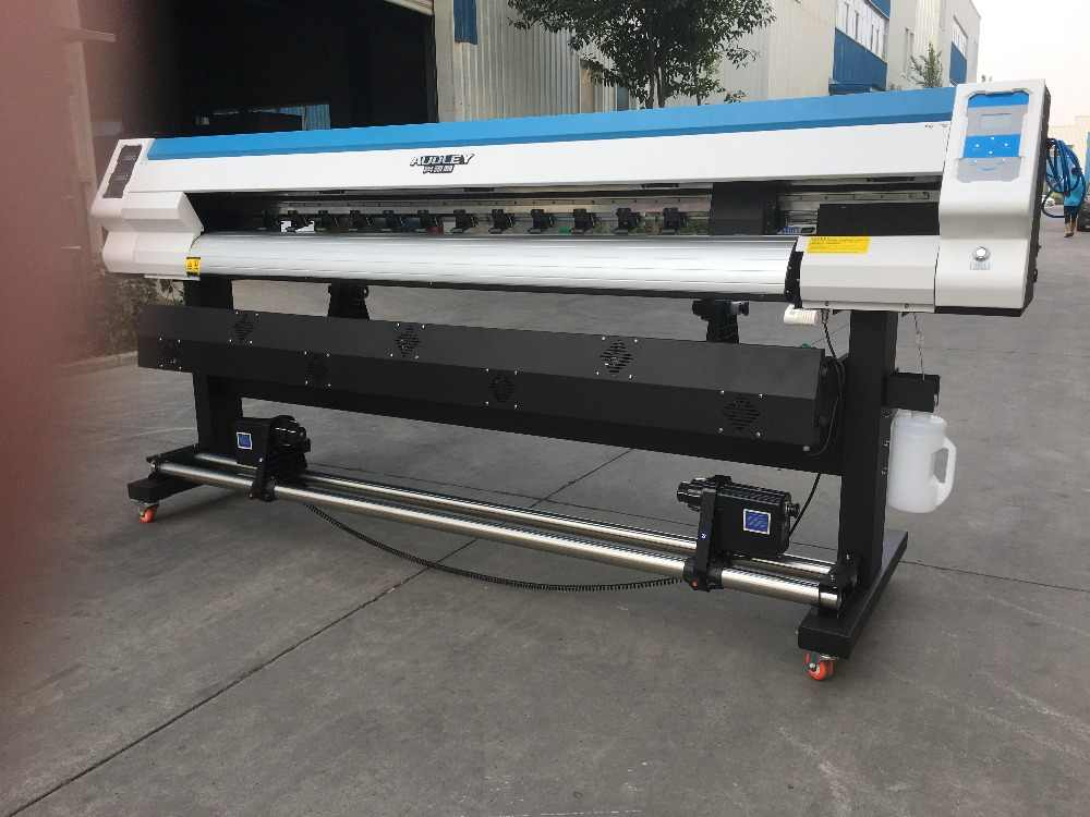 6ft 4 Warna 1440 DPI Wide Format Printer Plotter dengan Xp600/DX5 Kepala