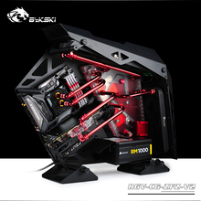 Computer-Case Ddc-Pump Acrylic-Board BYKSKI COUGAR Rgb/combo Conqueror for CPU Solution-Use