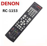 CONTROLE REMOTO de alta Qualidade RC 1153 FIT DENON Amplificador AV|Controles remotos|   -