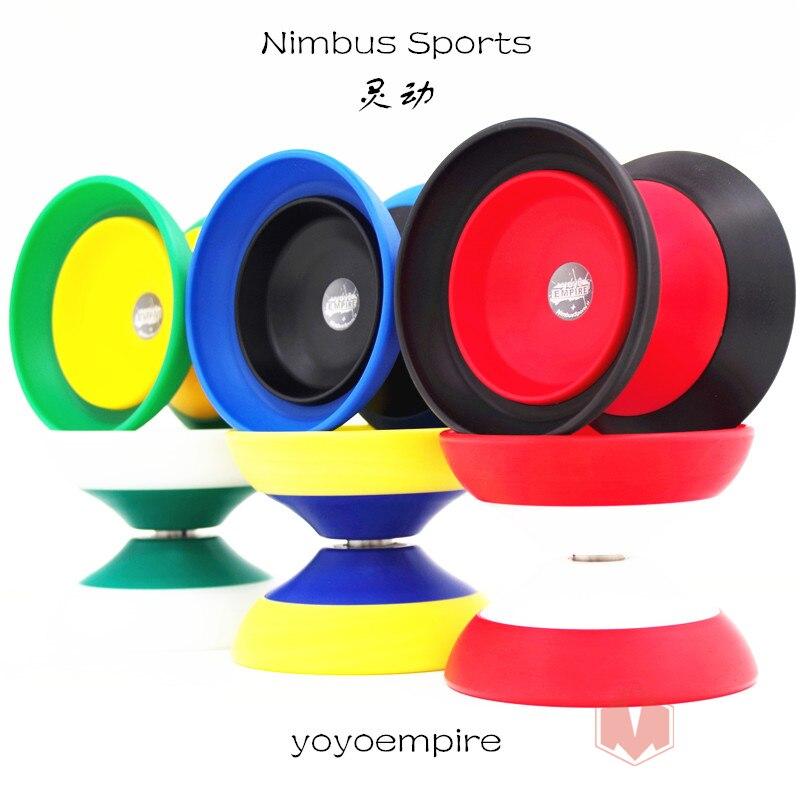 2019 New Colors YOYOEMPIRE Nimbus Sports YOYO 4A double color YOYO
