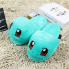 2016 Winter New Pokemon Beast Cotton Slippers Super Soft Comfortable Plush Women Warm Home Slippers Lovely Cartoon Shoes 1
