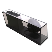 Wireless Bluetooth 3.0 Speaker Outdoor FM/TF Card/AUX Player/Micro USB/Handsfree for Bluetooth-enable Device Phone Black