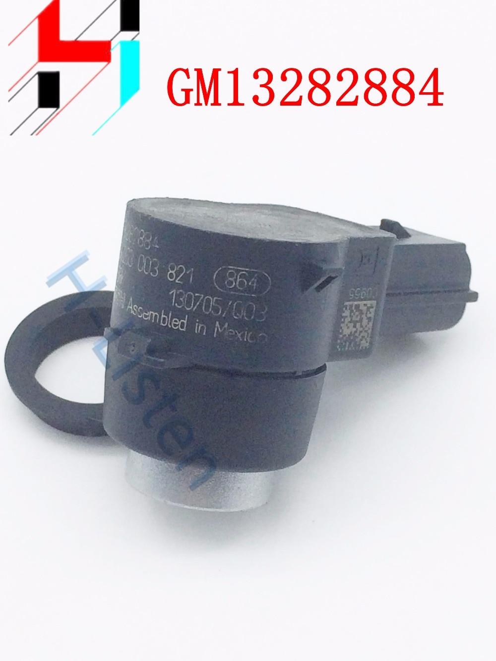 PDC Einparkhilfe Sensor Unterstützung parkplatz sensor Für 2008-2015 Opel Cruz 13282884 0263003821 25855503 silber farbe