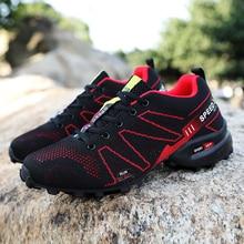 Новые непромокаемые походные ботинки для мужчин замшевые альпинистские ботинки качественные уличные дышащие ботинки для треккинга походные охотничьи ботинки