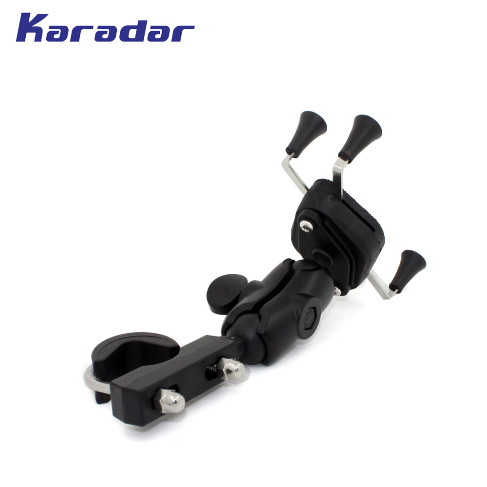 KARADAR Cheap Bike Motorcycle Handle Bar Holder Mount
