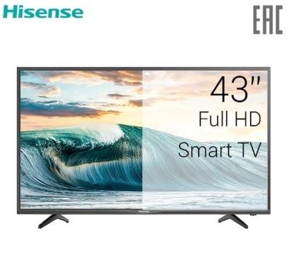 """Телевизор 43"""" Hisense 43N2170PW FullHD SmartTV"""
