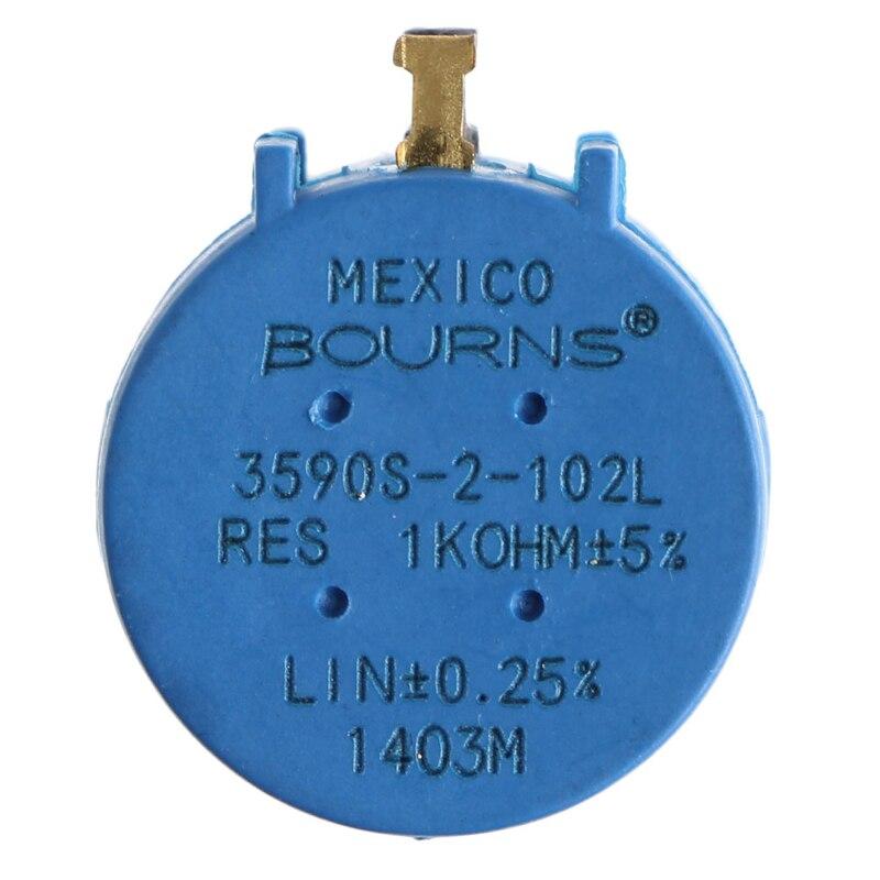 3590s 2 102l 3590 S 1k Ohm Precision Multiturn Potentiometer