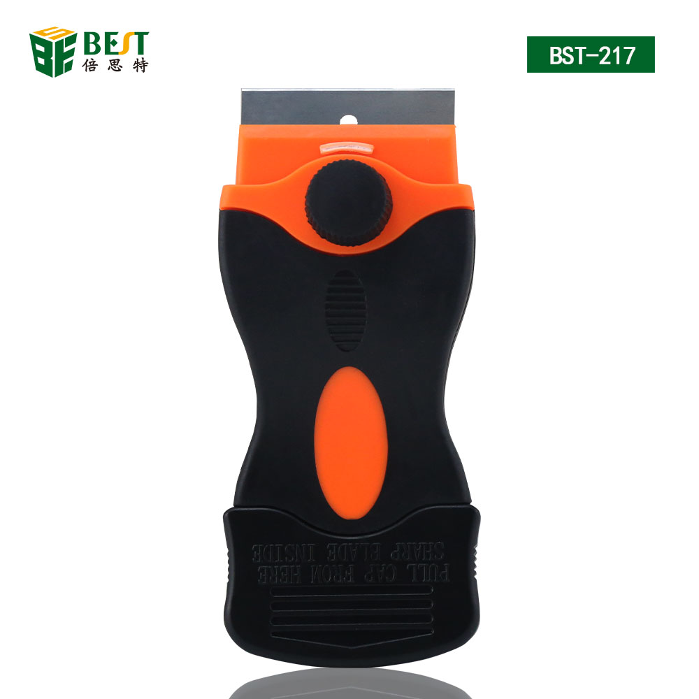 BST-217 Screen Glue Remove Knife Blade Clean Scraper Polishing Disassemble