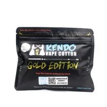 Electronic Cigarette Kendo Vape Cotton 100% Japanese Heat Wire Organic Cotton for DIY RDA RBA Atomizer Coil Wick