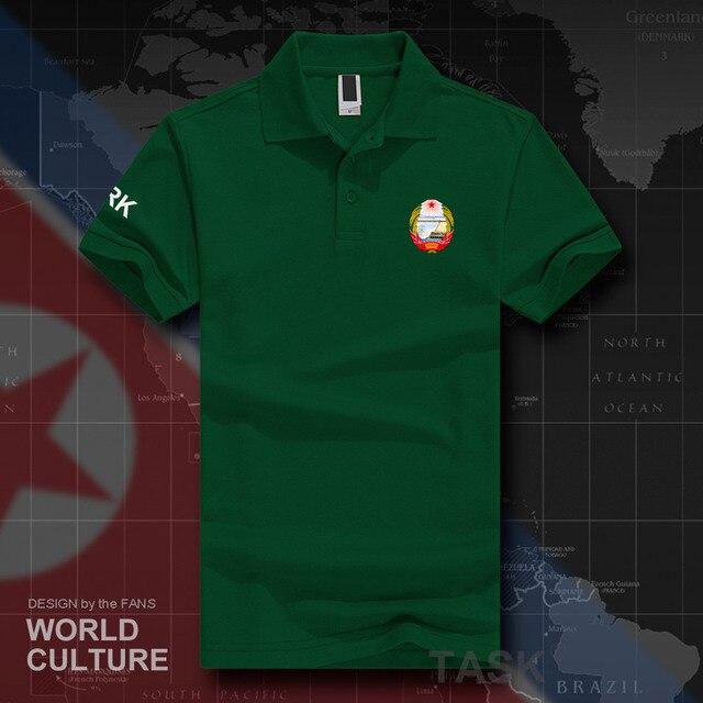 République Polo De Chemises Prk Hommes Populaire Démocratique Corée rthBosdCxQ