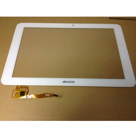 New for 10.1 Archos Tablet FPC-TP101022(YK102)-00 Touch Screen Digitizer Glass Outer touch panel replacement Free Shipping original touch screen digitizer for ipad mini2 white black new tp ic replacement glass screen