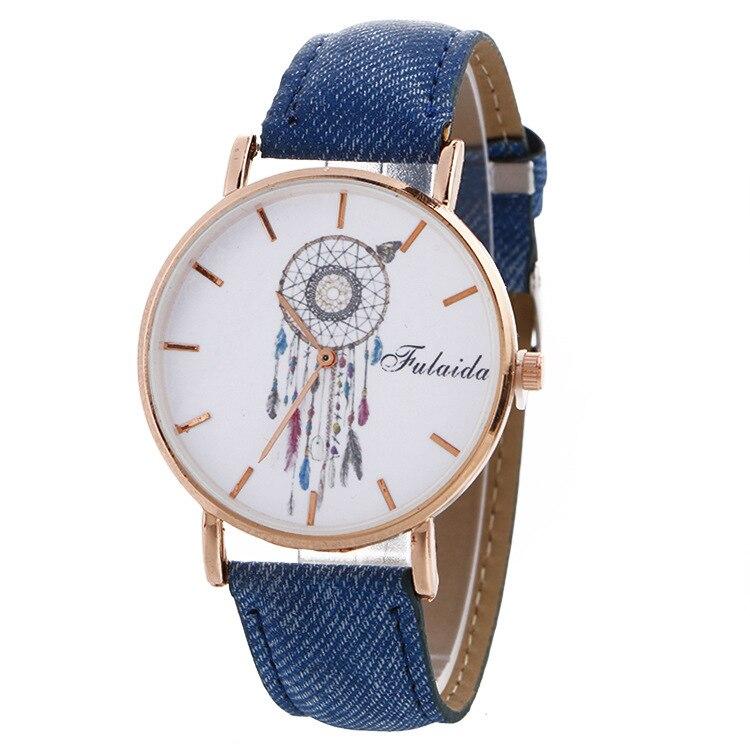 2020 специальное предложение, распродажа от производителя, ковбойские часы на ремешке, модные женские часы с перьями, студенческие часы для отдыха|Женские часы|   | АлиЭкспресс