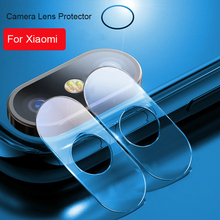 2PCS Camera Lens Tempered Glass For Xiaomi Redmi 7 Note 7 6 5 Pro 6 Pro Mi9 Mi 9 Mi A2 8 Lite Pocophone Poco F1 Protector Film