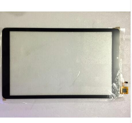 New Touch Screen Digitizer For 10.1 Roverpad Sky Expert Q10 3G silver Tablet Touch Panel Sensor Glass Replacement Free Shipping
