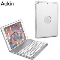 Wireless Keyboard Mini Klavye Protective Case Stand For iPad 5 iPad Air Bluetooth Keyboard Backlit Toetsenbord teclado mecanico