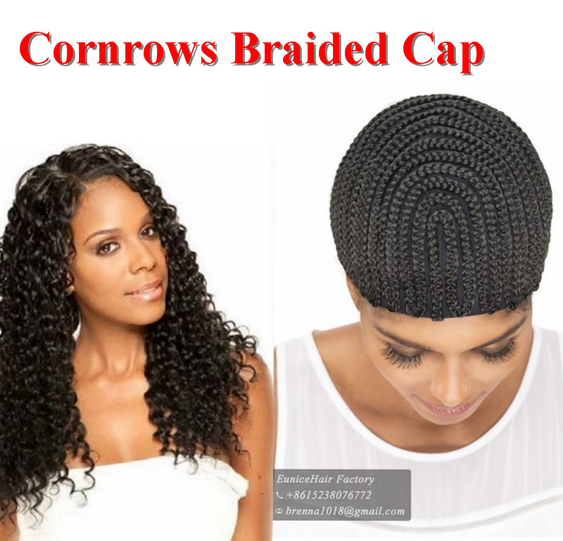 Cornrow Wigs Caps For Crochet Braids Freetress Braided Caps Dome