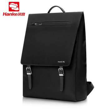 f997d2016059 Hanke рюкзак для ноутбука школьный Мужской Женский Мужской Для девочек RFID  Блокировка путешествия рюкзаки женский ранец для колледжа с ремням.