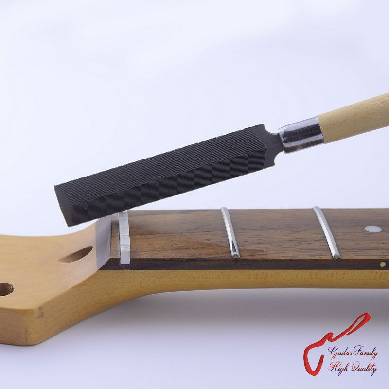 Guitar Bass Nut File MADE IN JAPAN ( Not fit the first string of guitar ) купить в Москве 2019