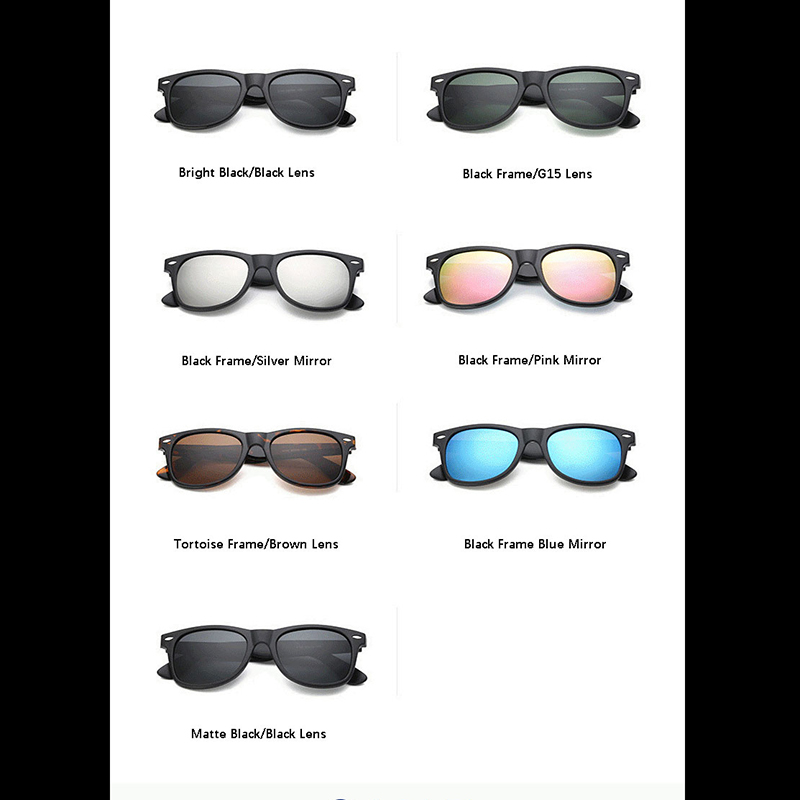 Vintag Polarized Sunglasses