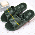 IVI plastic Indoor Acupoint massage slippers for men and women as new year gift