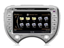 For Nissan March 2010~2013 – Car GPS Navigation System + Radio TV DVD iPod BT 3G WIFI HD Screen Multimedia System