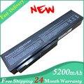 free shipping Laptop Battery For Asus N61J N61Ja N61jq N61jv N61 M50 A32-N61 A32-M50 A33-M50