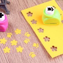 1 шт. Дырокол мини печать бумаги ручной формирователь скрапбукинга бирки карты ремесло DIY Удар Резак Инструменты для детей 8 видов стилей