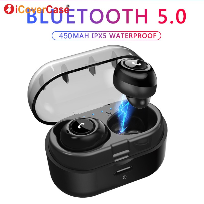 Twins Bluetooth Headphone With Charging Box For Huawei Honor 10 Lite 9 8 6x 7x 8x Max 7c 8c 7a V9 Play V10 V20 Wireless Earphone