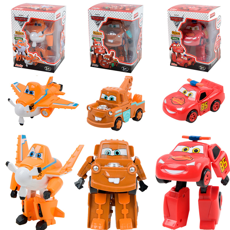 Disney Pixar Cars3 Spielzeug Für Kinder BLITZ McQUEEN Hochwertigem ...