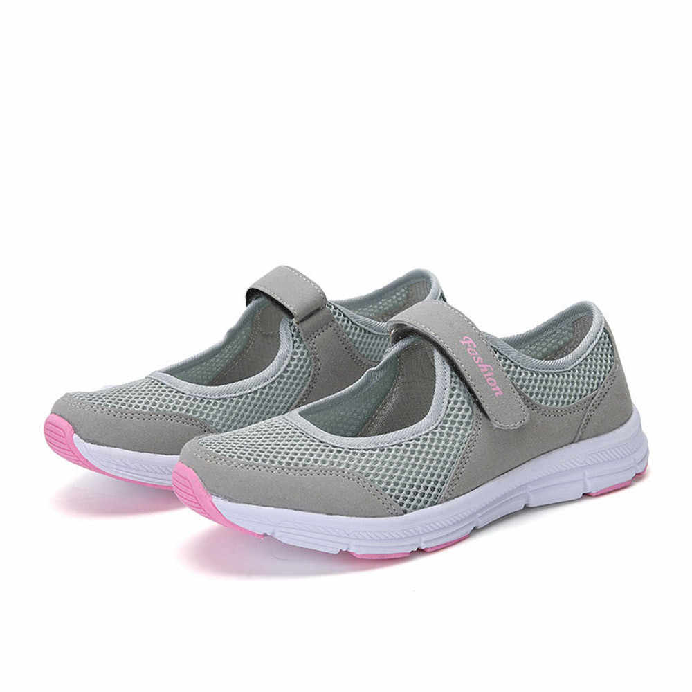 SAGACE Sneakers Shoes Woman Summer Shoes Summer Sandals Anti Slip Fitness Sports Sneakers Running Shoes Woman
