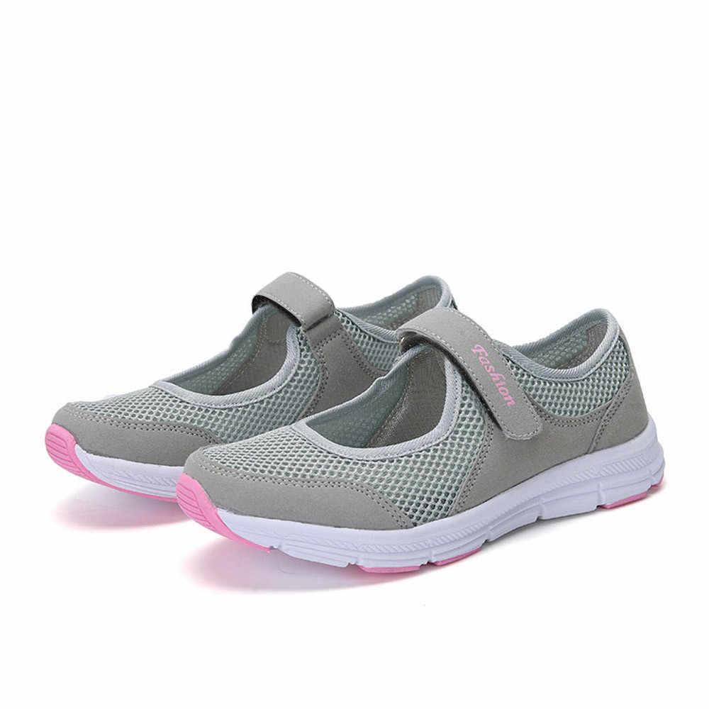 SAGACE Sneakers Schoenen Vrouw Zomer Schoenen Zomer Sandalen Anti Slip Fitness Sport Sneakers Loopschoenen Vrouw