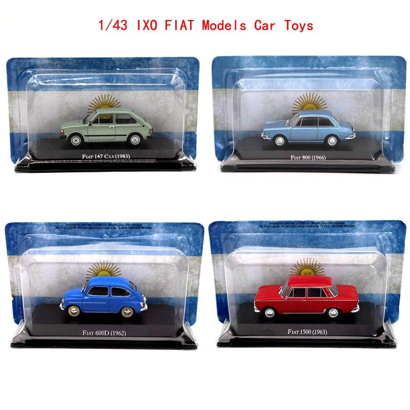 IXO Altaya 1/43 Fiat Punto Fiorino Elba Premio IAVA Tipo Europa Correios Modelos Diecast Brinquedos Coleção de Carros Em Miniatura
