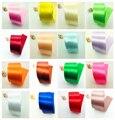 5Yards 2Inch 50mm Silk Satin Ribbon Polyester Ribbon For Wedding Party Christmas Decoration Handmade Webbing DIY Box Pack