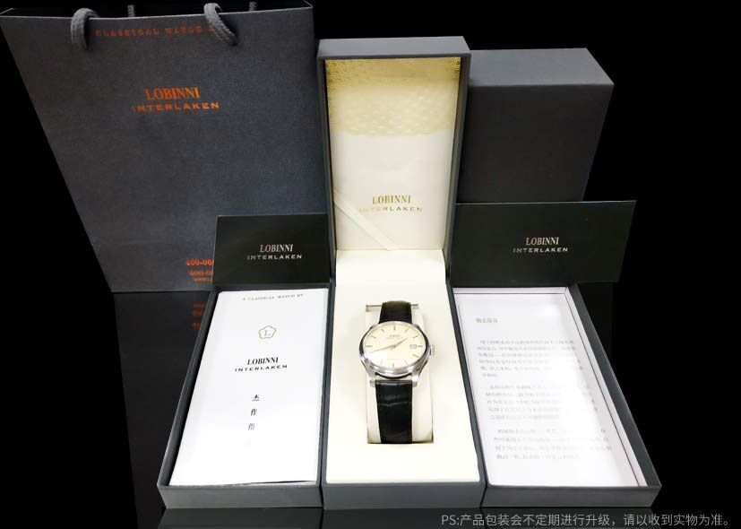 HTB1OkLLbjDuK1Rjy1zjq6zraFXap Switzerland LOBINNI Men Watches Luxury Brand Perpetual Calender Auto Mechanical Men's Clock Sapphire Leather relogio L13019-6