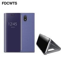 FDCWTS Flip Cover Leather Case For Samsung Galaxy J3 2017 J5 2017 J7 2017 J330F J530F